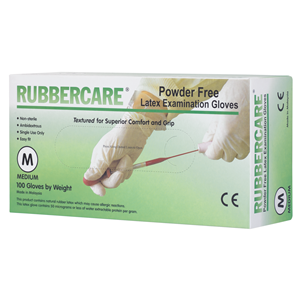 Rubber Care Gloves